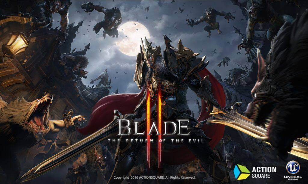Blade 2 Mobile เกม