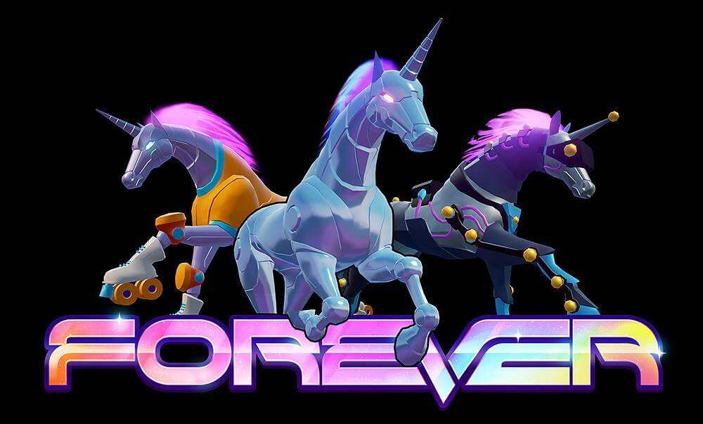 Robot Unicorn Attack Forever
