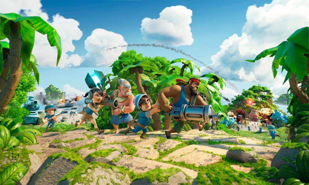 Supercell เกม